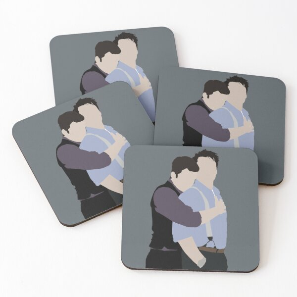 Torchwood: Children of Earth Coasters (Set of 4)