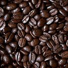 coffee beans by Dave Milnes