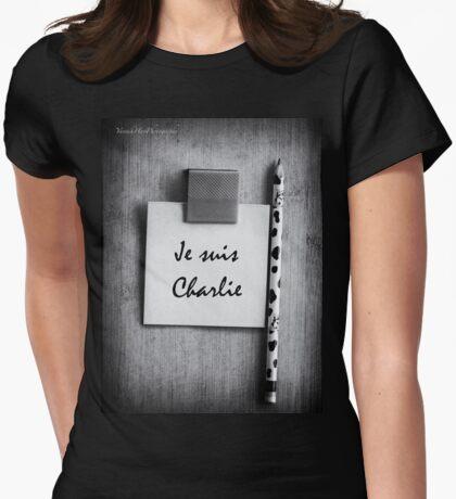Je suis Charlie - CHARLIE HEBDO - #jesuisCharlie - #marcherepublicaine - #marchedelarepublique T-Shirt