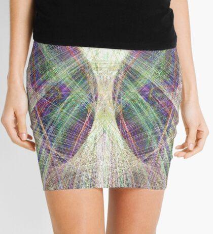 Linify Light butterfly Mini Skirt