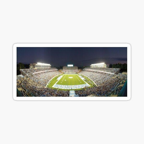 UNC-Chapel Hill Kenan Stadium Sticker