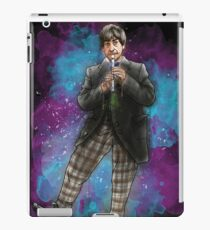 Partick Troughton as Doctor Who iPad Case/Skin