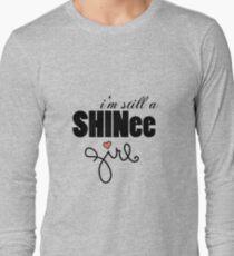 SHINee Girl v.2 Long Sleeve T-Shirt