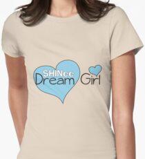 SHINee's Dream Girl Womens Fitted T-Shirt