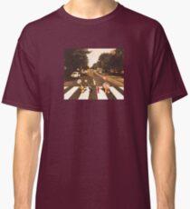 Pikmin Abby Road Classic T-Shirt