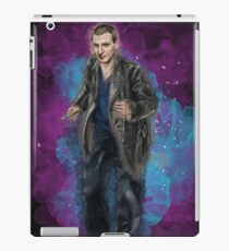Christopher Eccleston as Doctor Who iPad Case/Skin