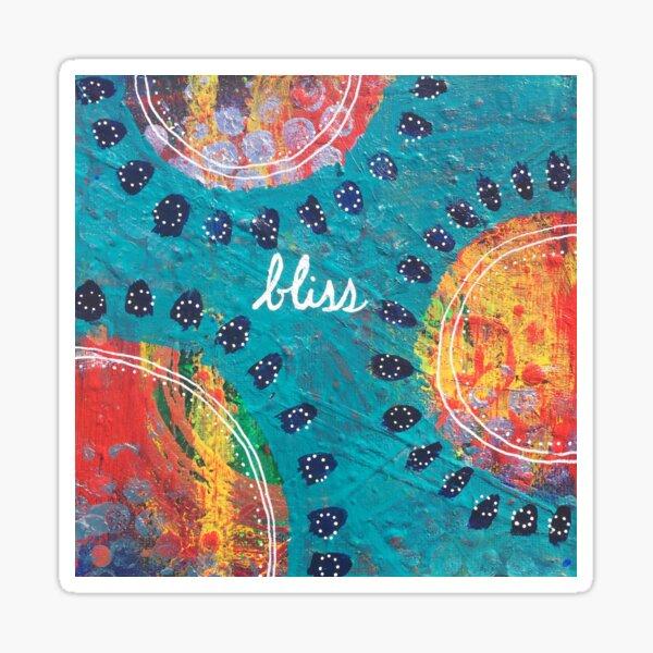 Bliss: Inner Power Painting Sticker