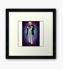 William Hartnell as Doctor Who Framed Print