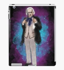 William Hartnell as Doctor Who iPad Case/Skin