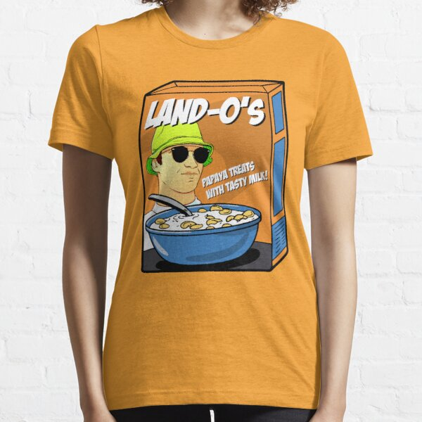 Cereal Lando Norris F1 Camiseta esencial