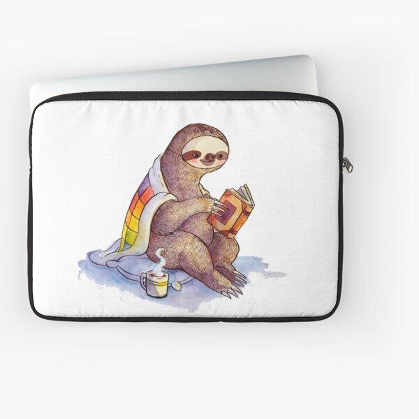 Cozy Sloth Laptop Sleeve