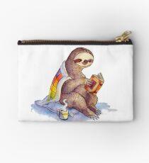 Cozy Sloth Studio Pouch