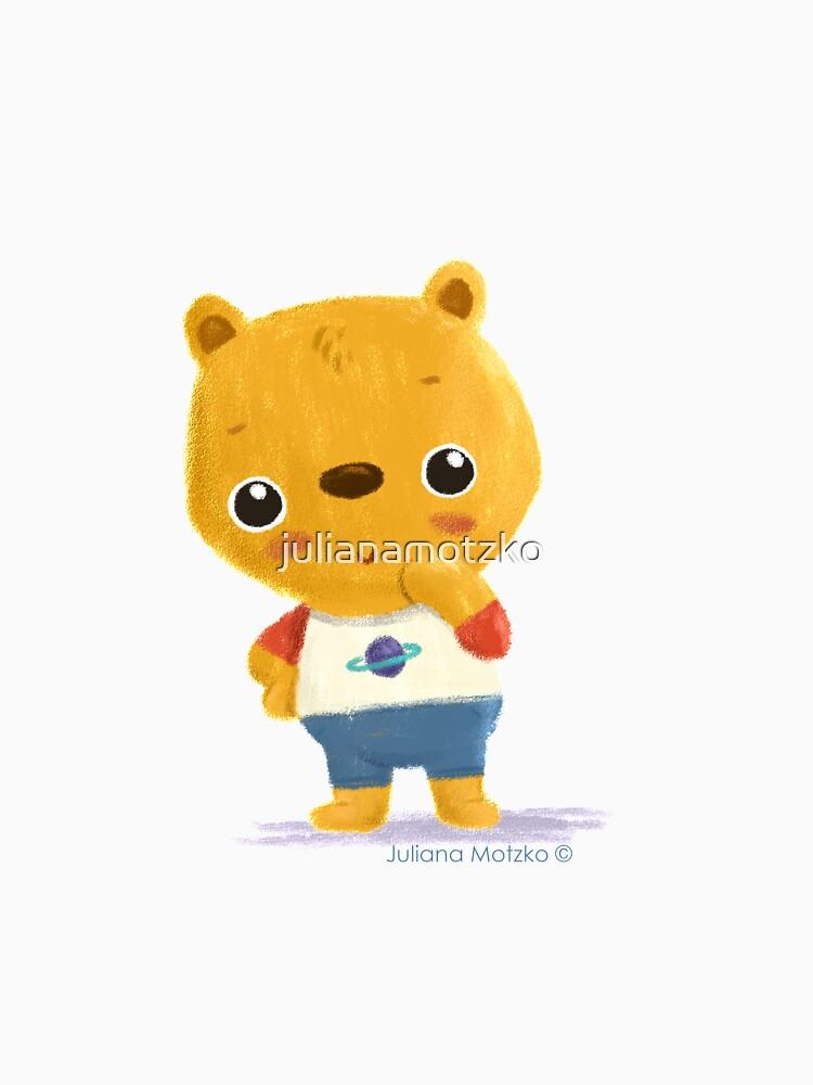 Tommy Bear by julianamotzko