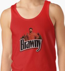 Brawny Tank Top