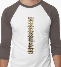 Out of Order Spine Men's Baseball ¾ T-Shirt
