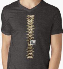 Out of Order Spine Men's V-Neck T-Shirt