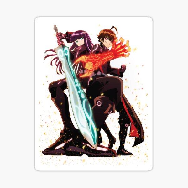 Sousei no Onmyouji (Twin Star Exorcists) Sticker