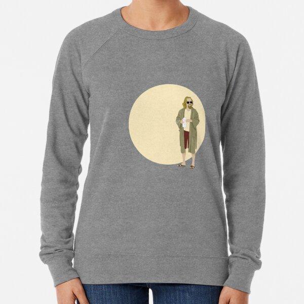The Dude The big Lebowski Circle Lightweight Sweatshirt