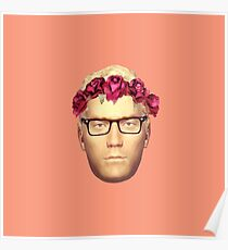 FlowerCrownade Gannon Poster
