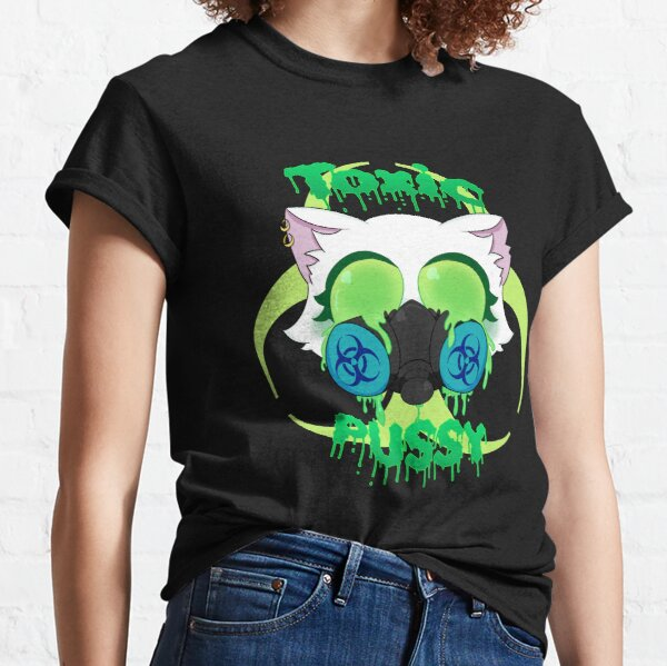 Toxic Pussy Classic T-Shirt