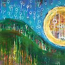The Journey: Inner Power Painting by mellierosetest