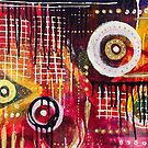Formula for Happiness: Inner Power Painting by mellierosetest