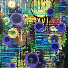 A Beautiful Mess: Inner Power Painting by mellierosetest
