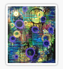 A Beautiful Mess: Inner Power Painting Sticker