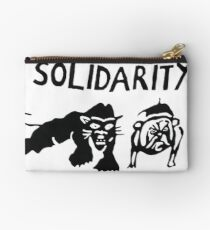 The Panther and the Bulldog: The Story of May Day 1970 Studio Pouch