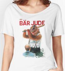 Camiseta ancha para mujer Der Bär Jude