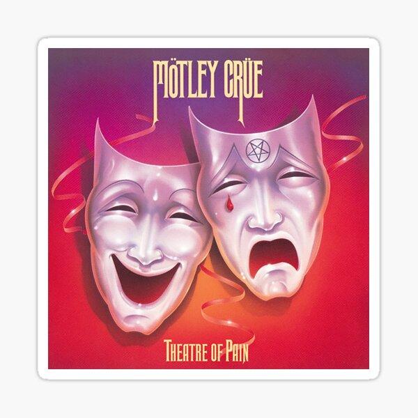 new album motley Sticker