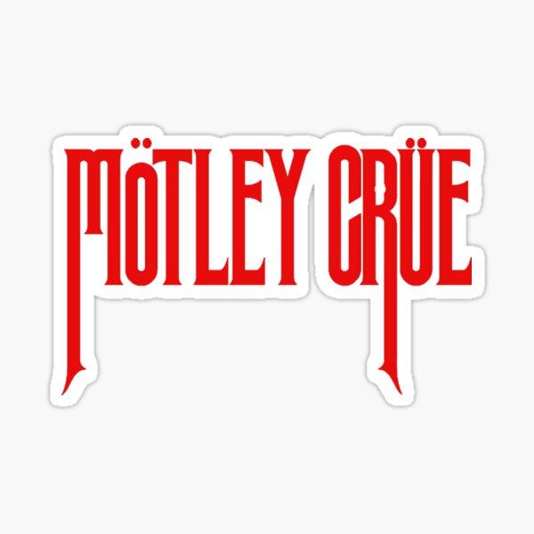 new logo motley Sticker