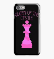 Queen of the Castle iPhone Case/Skin