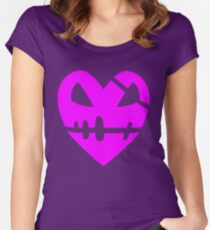 Slayer Jinx T-Shirt Women's Fitted Scoop T-Shirt