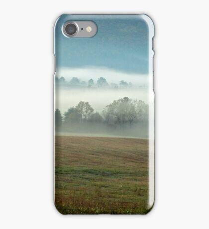 Misty Valley iPhone Case/Skin