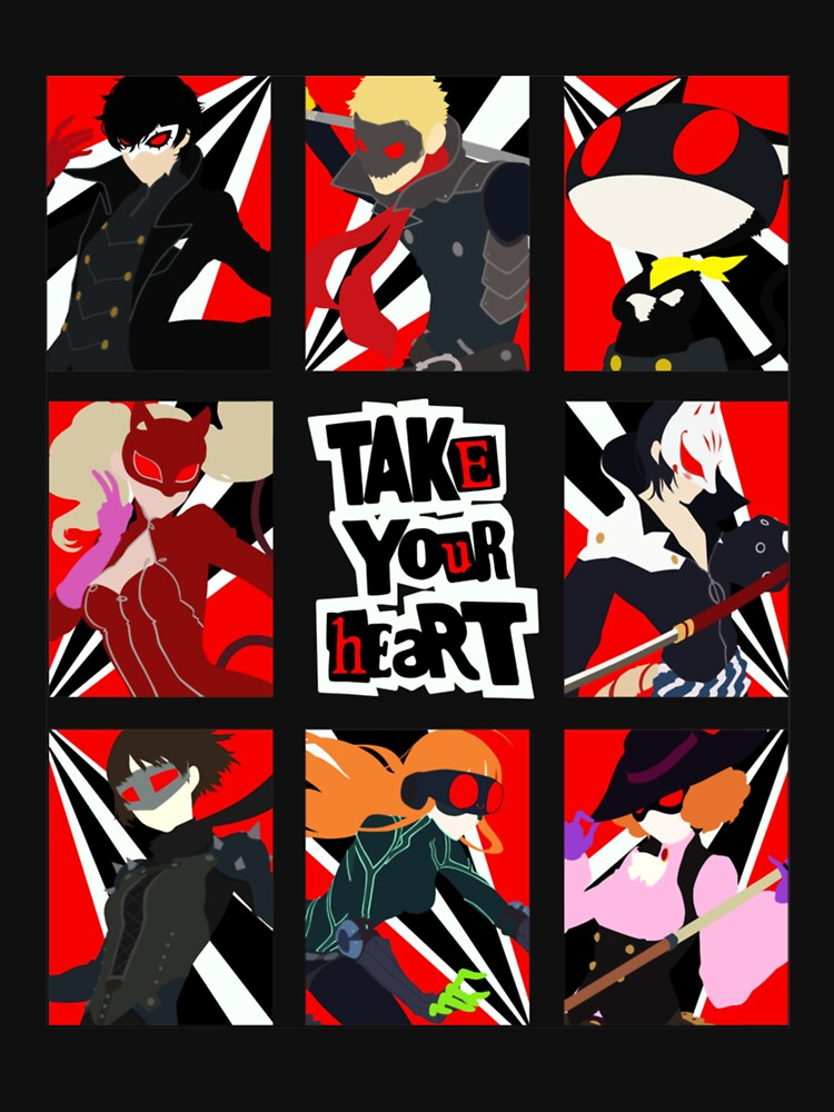 P5 Take Your Heart by Adriane88