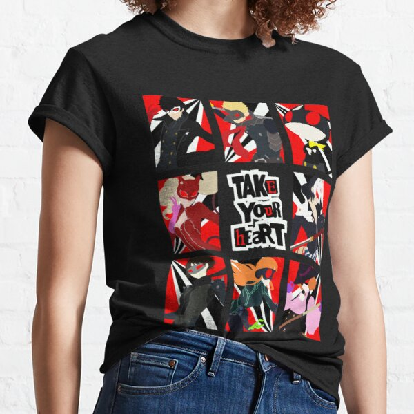 P5 Take Your Heart Classic T-Shirt