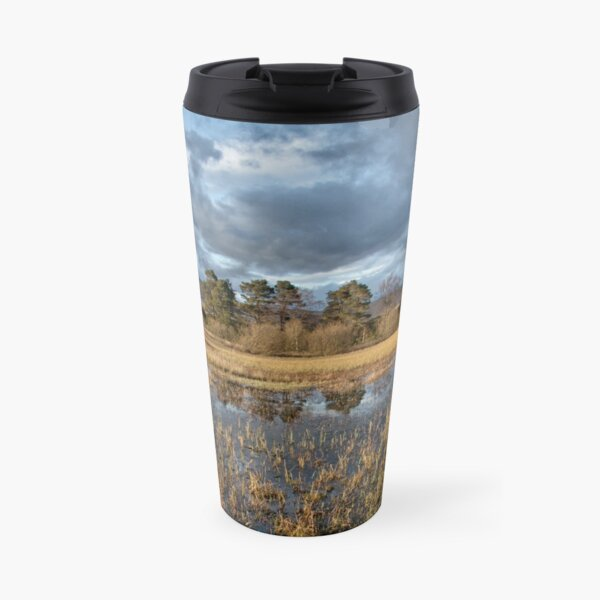 A perfect evening Travel Mug