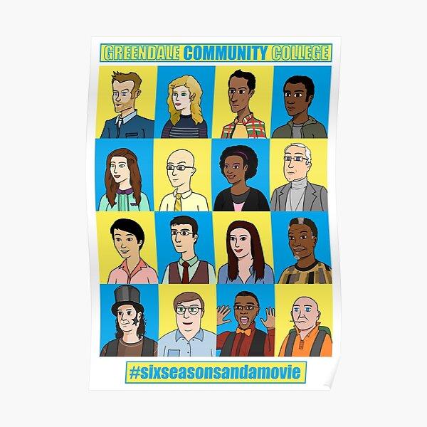 #sixseasonsandamovie Poster