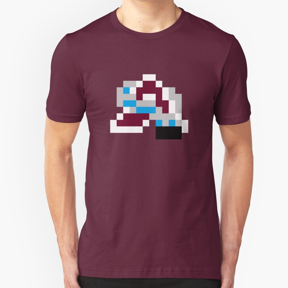 8-Bit Colorado Slim Fit T-Shirt