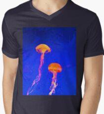 jellyfish aquatic sea wildlife animal  T-Shirt
