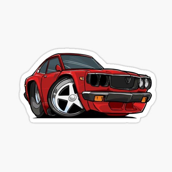 Mazda RX3 Coupe Sticker