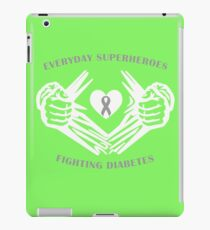 Diabetes Heroes iPad Case/Skin