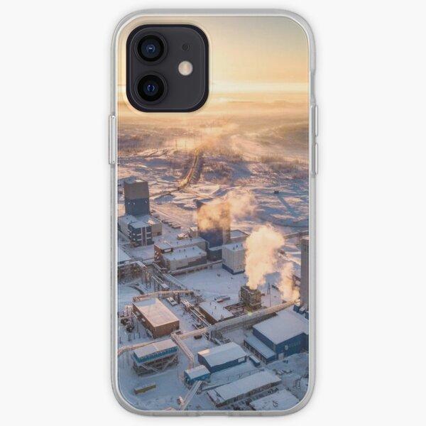 Cityscape: Рудник «Скалистый» iPhone Soft Case
