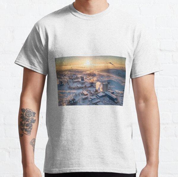 Cityscape: Рудник «Скалистый» Classic T-Shirt