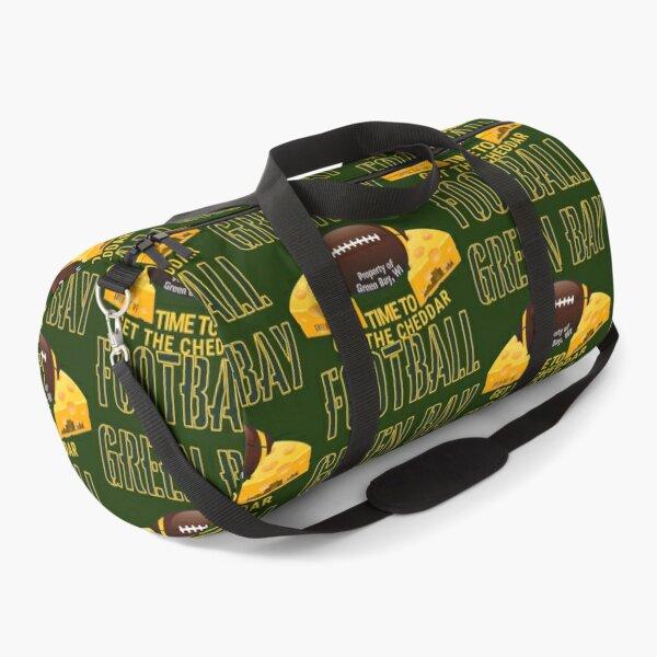 Green Bay Football 2021 (Army Green) Duffle Bag