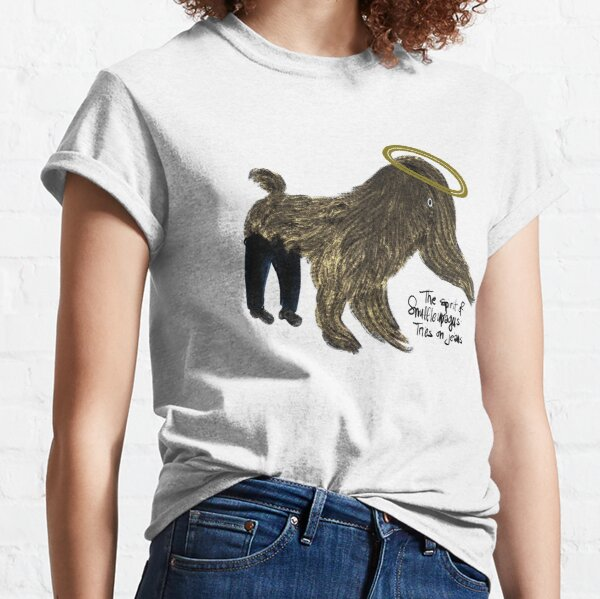 Snuffy in jeans Classic T-Shirt