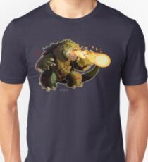Gamera T-shirt unisexe