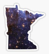 mn stars Sticker