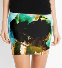 Minifalda Down Rising